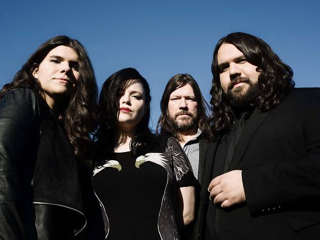 The Magic Numbers + Goldheart Assembly