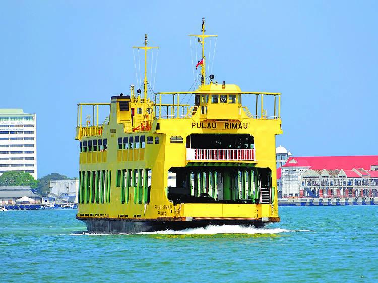 Iconic ferry