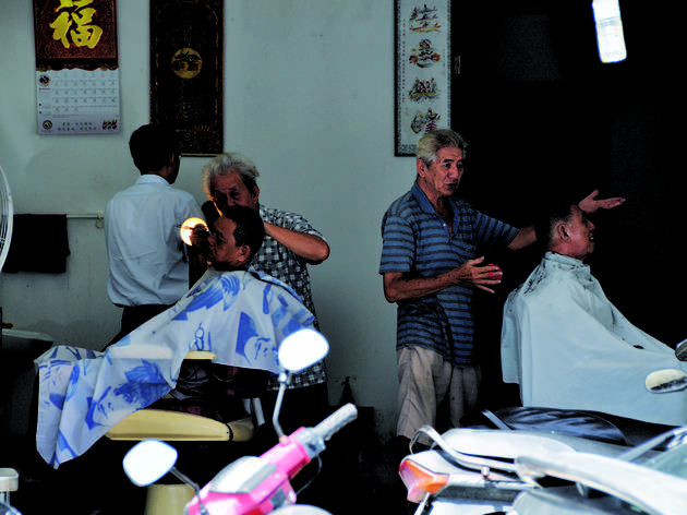 Ching Hwa Barbershop
