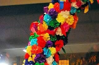Monta un altar mexicano