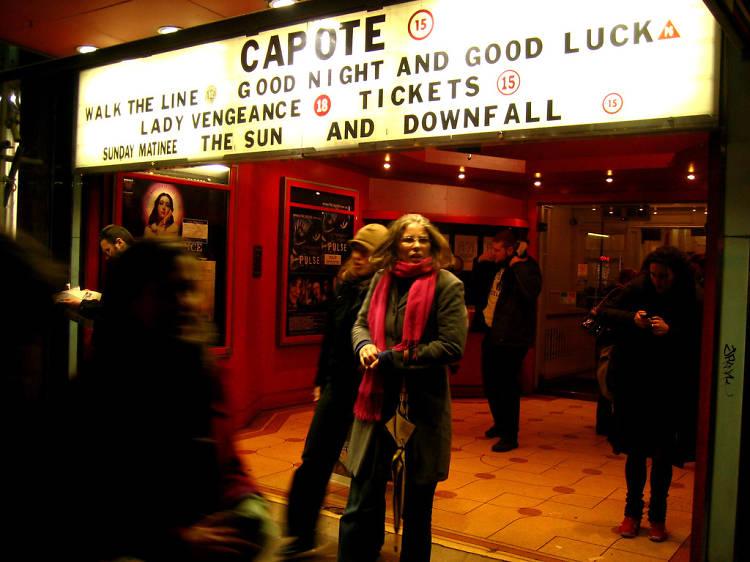 Watch horror films all night long in Edinburgh
