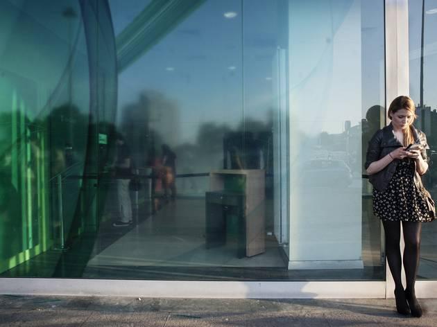 (Luc Choquer, 'Istanbul' / © Luc Choquer / Courtesy galerie du jour - agnès b.)