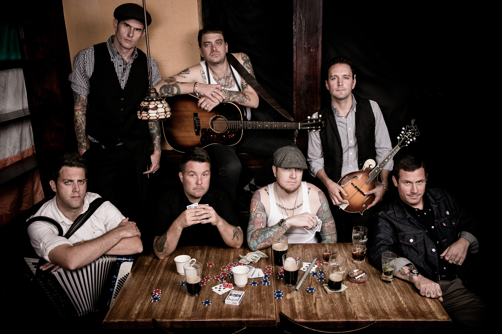 Dropkick Murphys + The Mahones + Blood or Whiskey
