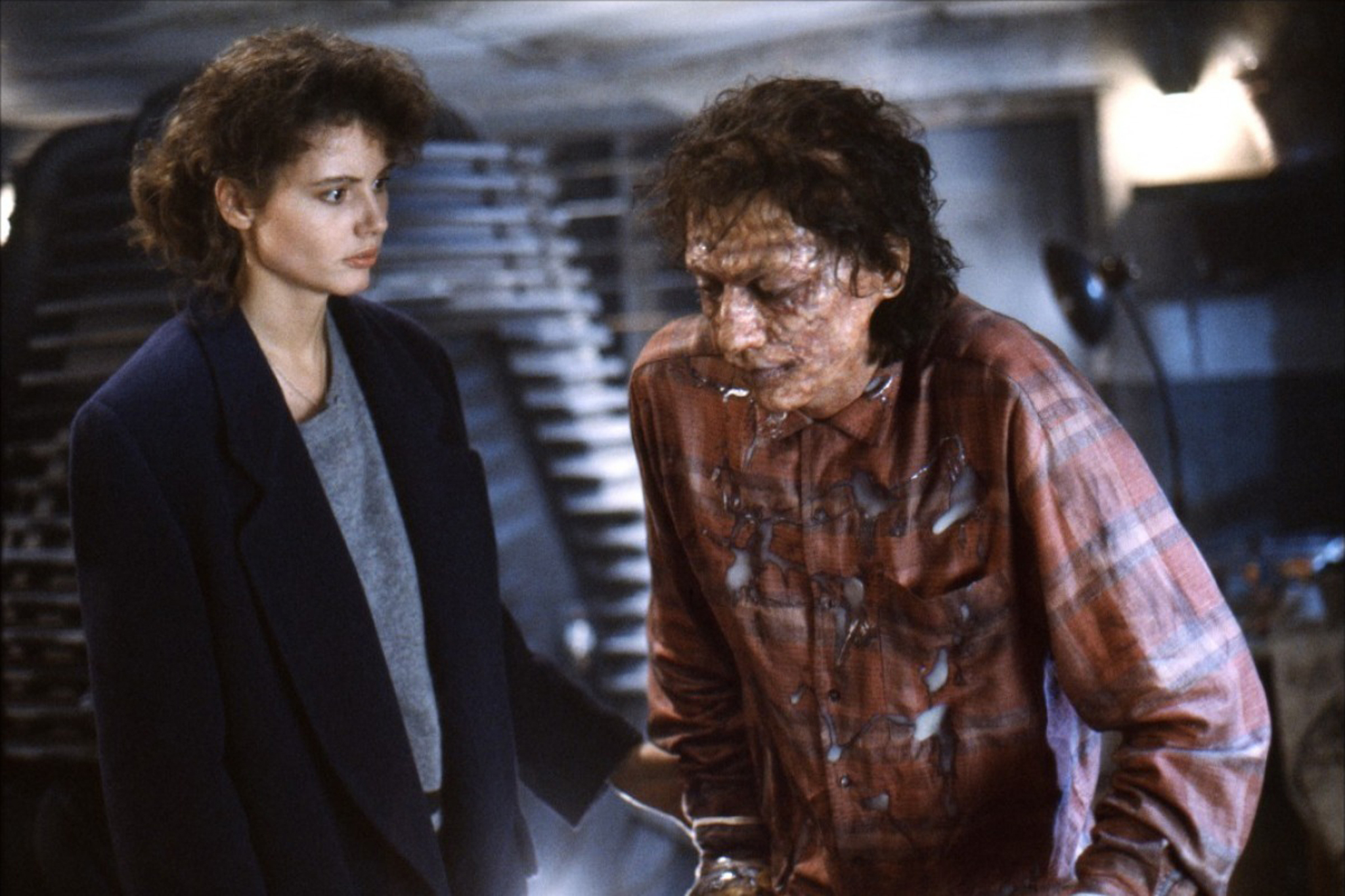 The 100 best horror films, horror movies, the fly