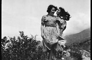 (Carlos Cruz-Diez, 'Galipán', colline El Ávila, Vargas, Venezuela, 1950 / © Carlos Cruz-Diez)