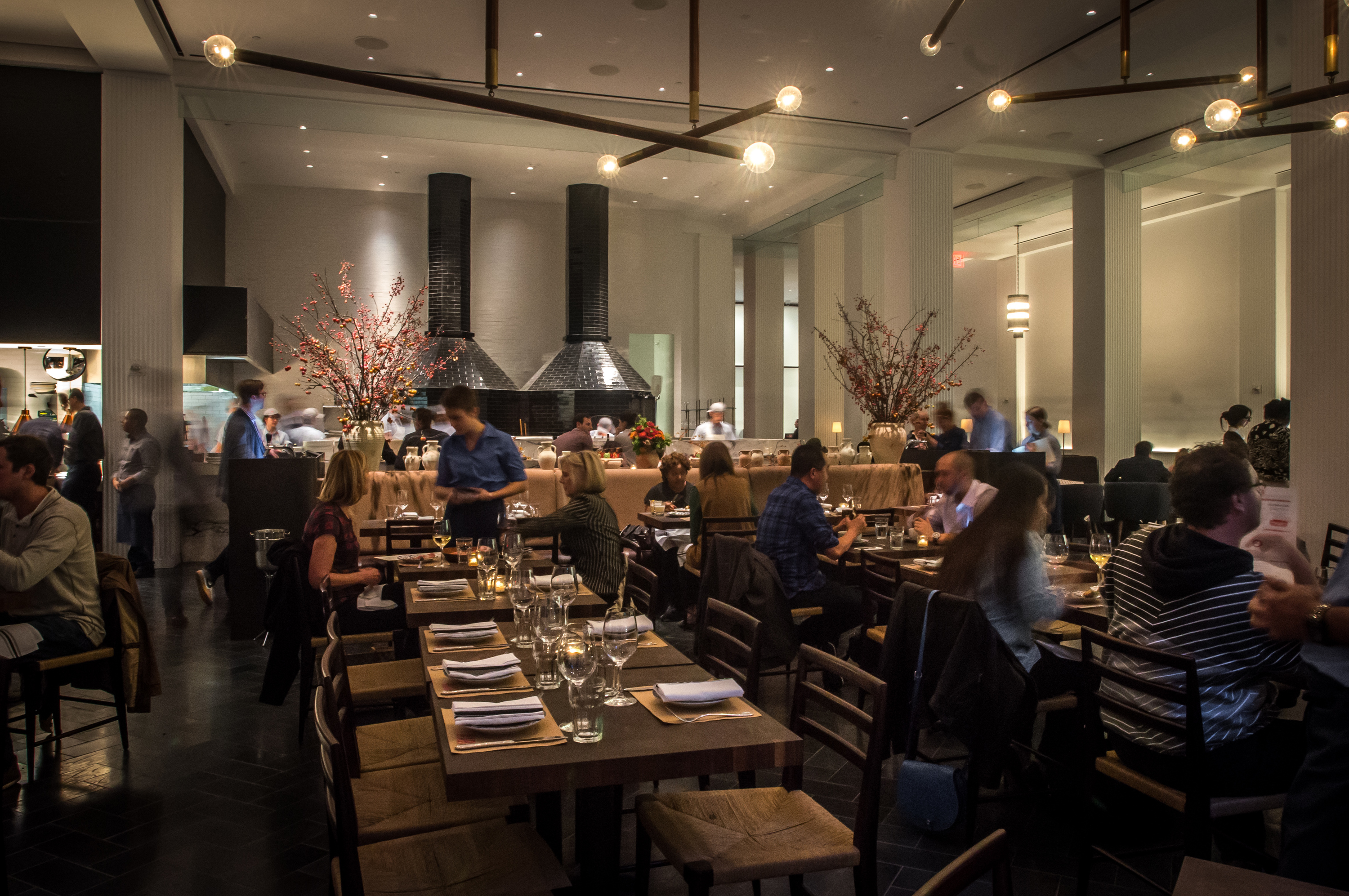 The best NYC restaurants and bars to take parents