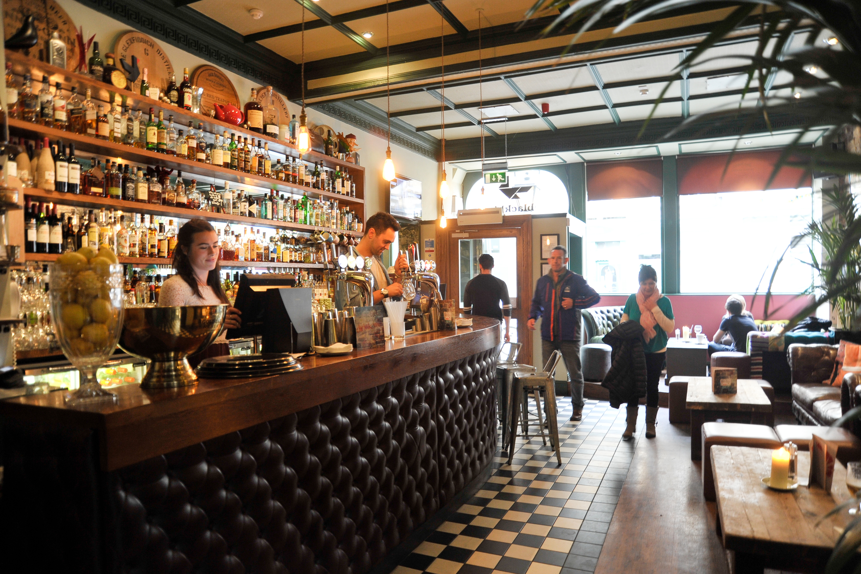 The best beer gardens in Edinburgh