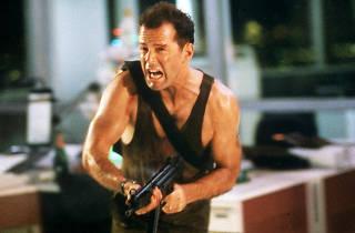 Bruce Willis, Die Hard, 100 best action movies
