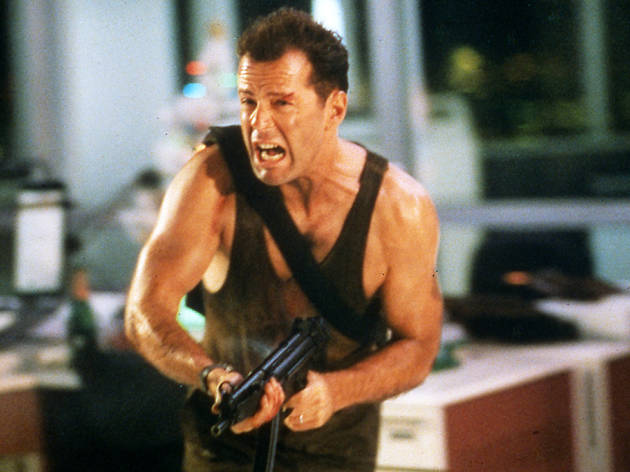 Bruce Willis, Die Hard, 100 best action movies
