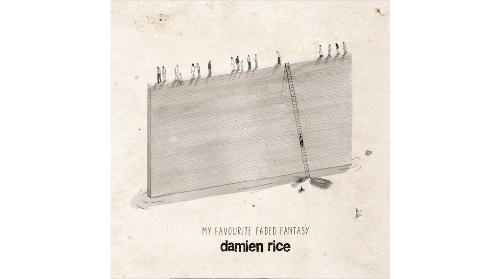 Damien Rice –<br>'My Favourite Faded Fantasy'