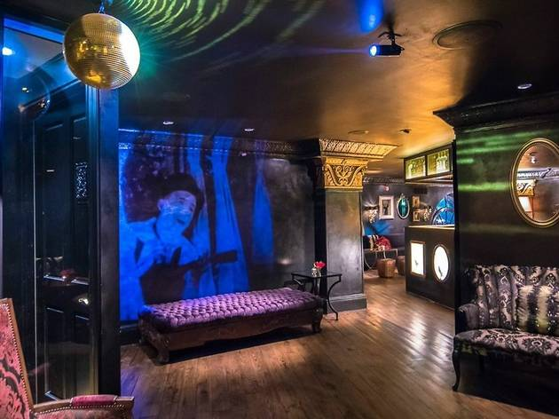 Halloween Takes Over The Culver Hotel