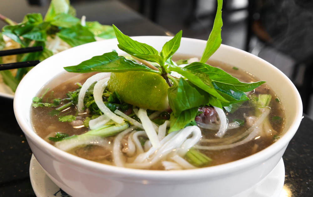 The best pho in LA
