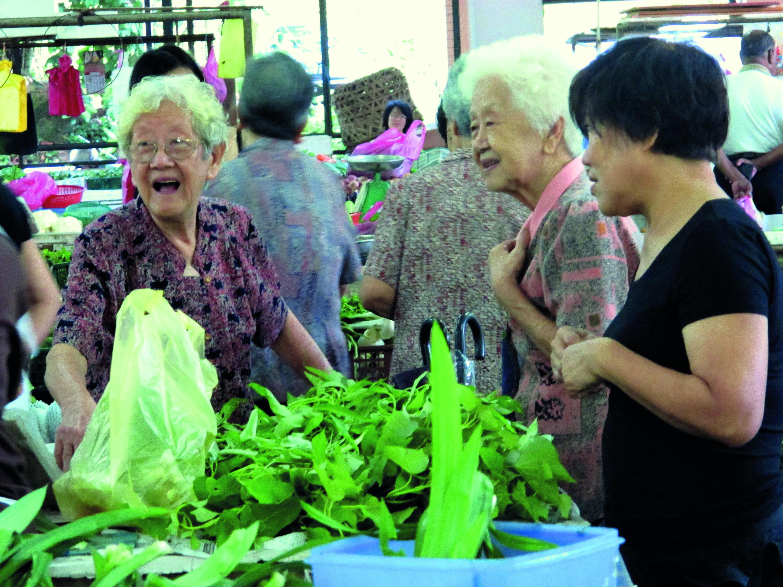 Tuesday: Tanjung Bungah night market