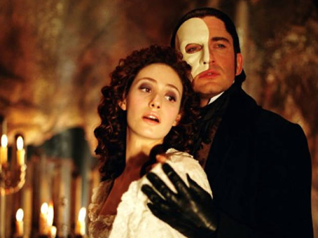 Paul Loosley's Broadway on Film 2: Phantom of the Opera