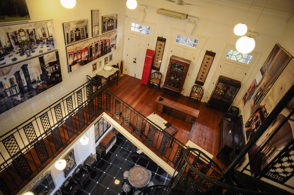 Alternative museums in Penang