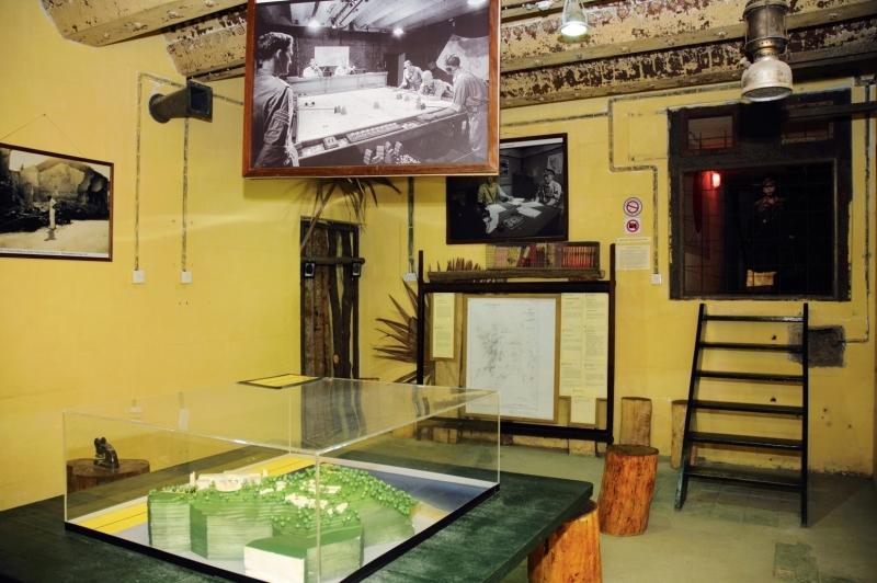 Penang War Museum and World War II Relics