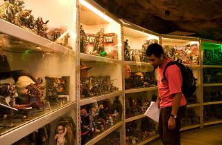 Toy Museum Heritage Garden