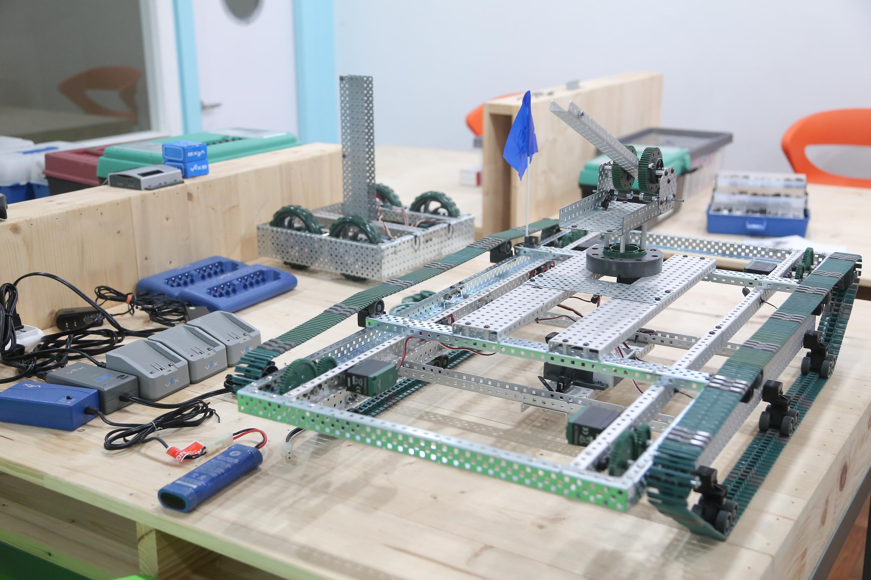 Roboticist The School Jaya One