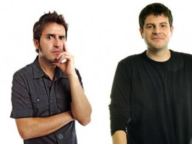 Comedy Zoo: Raúl Cimas i Julian López