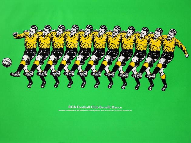 ('RCA Football Club poster', 1971)