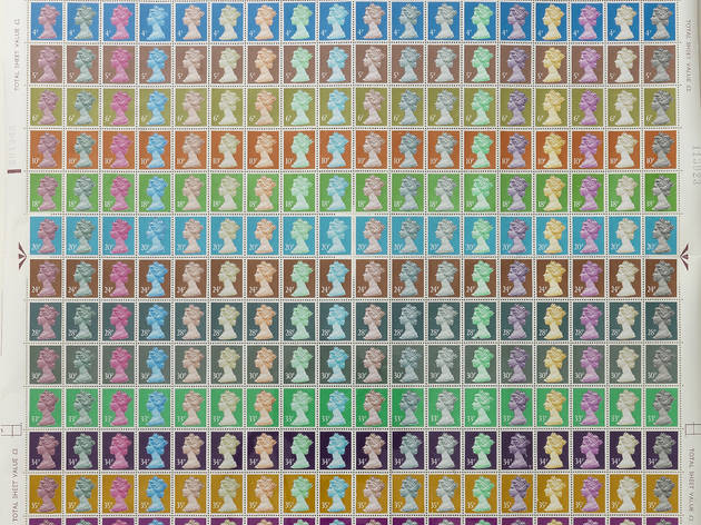 ('Definitive Stamps Multiplication Table', 1992)