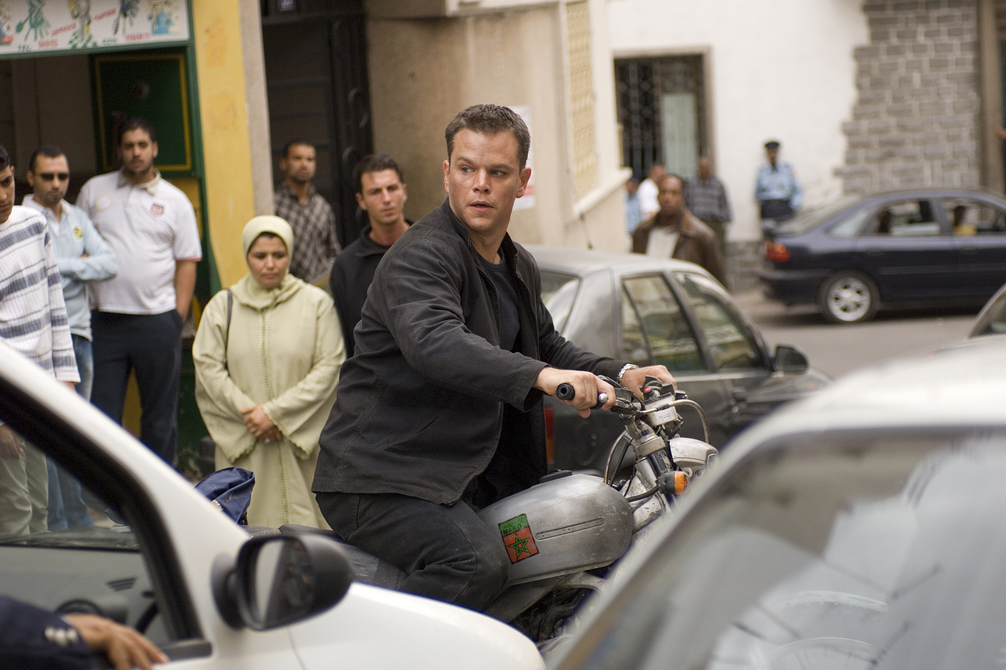The Bourne Ultimatum, 100 best action movies