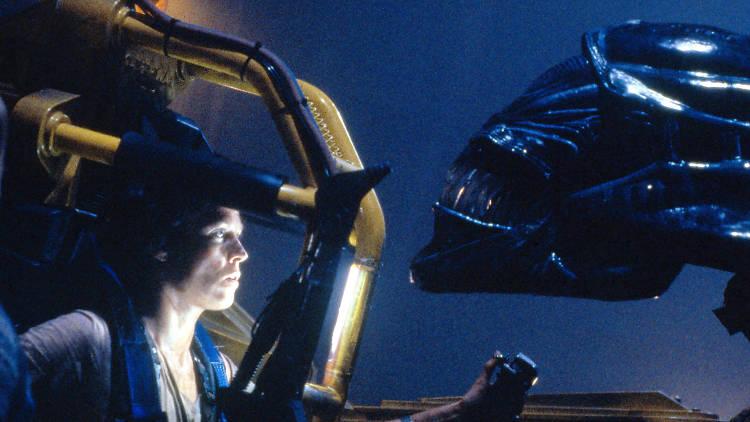 Aliens, 100 best action movies
