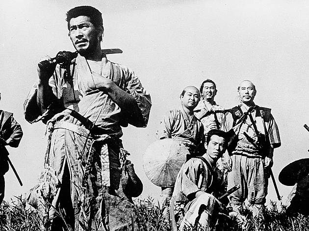 Seven Samurai, 100 best action movies