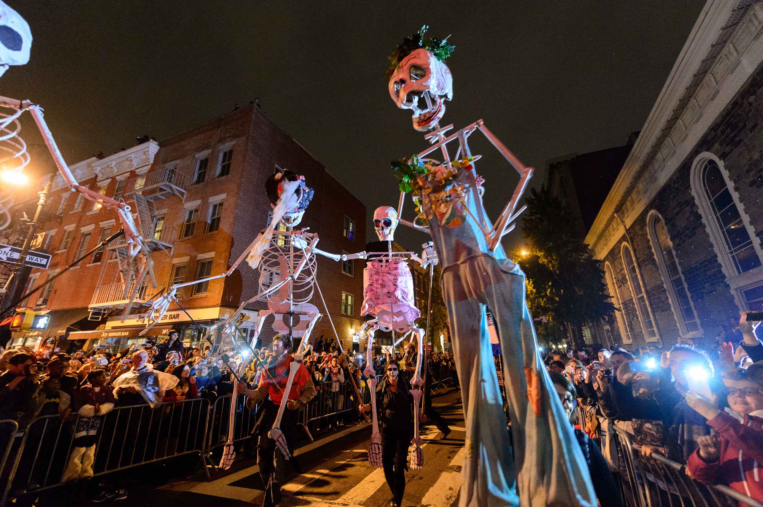 Your survival guide for the Village Halloween Parade