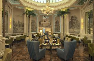 The Balmoral Hotel, Hotels, Edinburgh