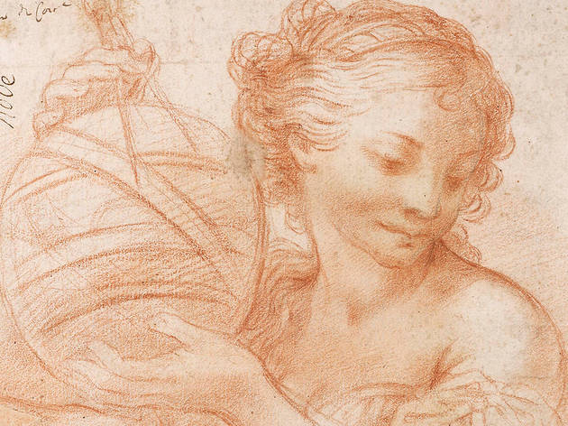 """Strokes of Genius: Italian Drawings from the Goldman Collection"""
