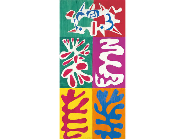 (Designmuseum Danmark. © 2014 Succession H. Matisse / Artists Rights Society (ARS))