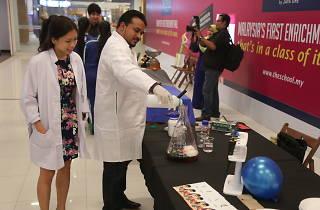 Mini Science Workshops
