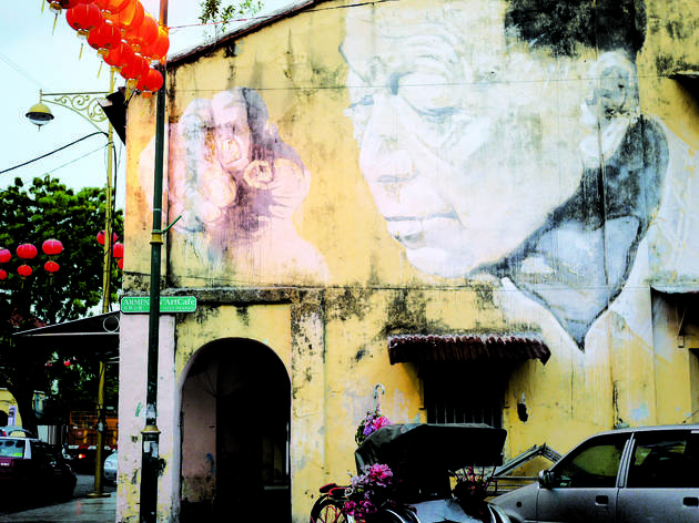 Penang's best art galleries