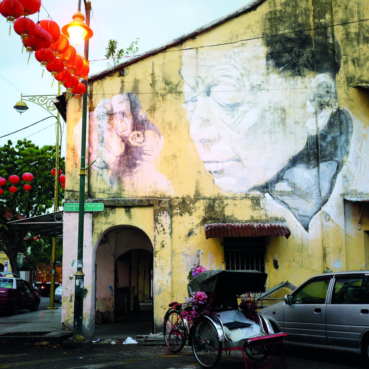 Penang's best art galleries