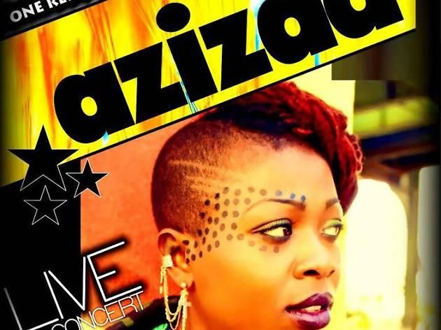 Azizaa at Republic Bar, Accra, Ghana