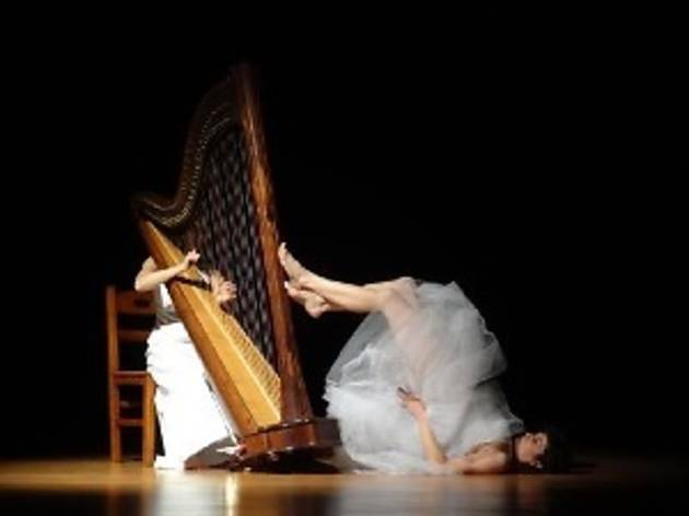 Novembre teatral: The Dancing Harp
