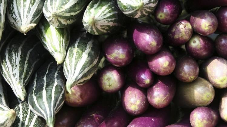 légumes jolis