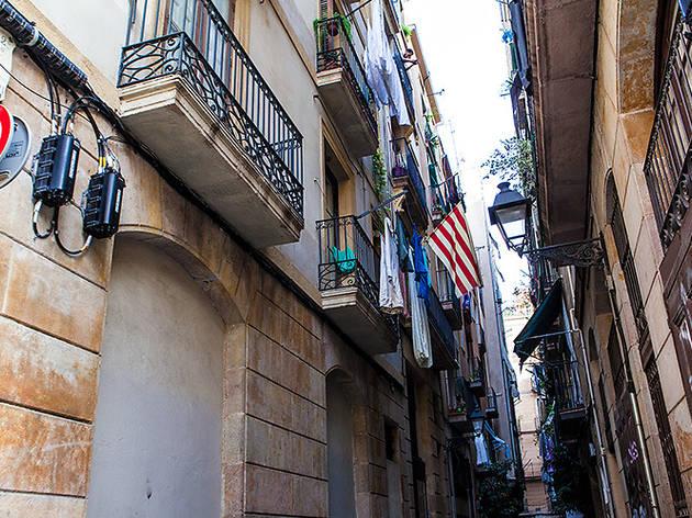 La Barcelona encantada