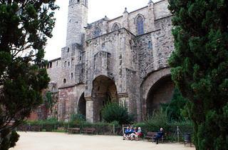 Plaza de Ramon Berenguer III