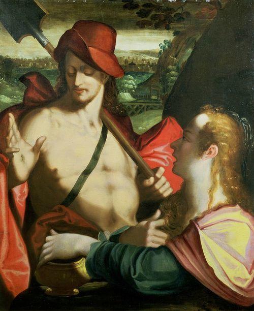 """Bartholomeus Spranger: Splendor and Eroticism in Imperial Prague"""