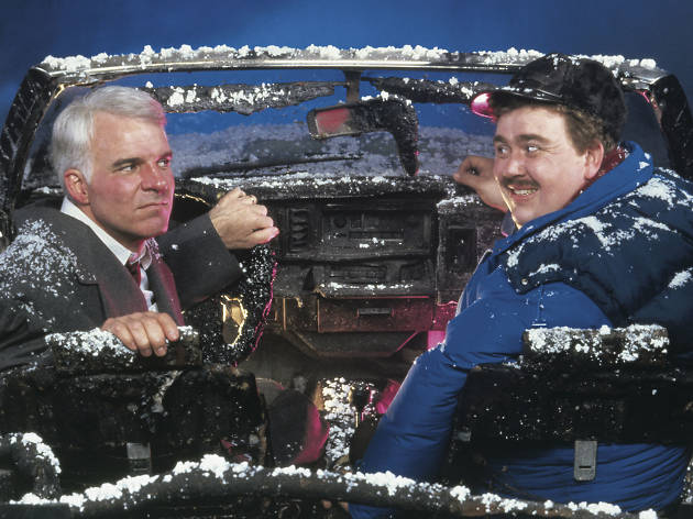 planes trains and automobiles, best christmas movies