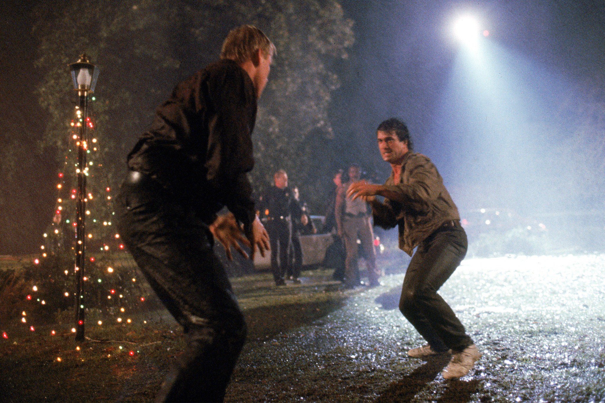 lethal weapon, best christmas movies