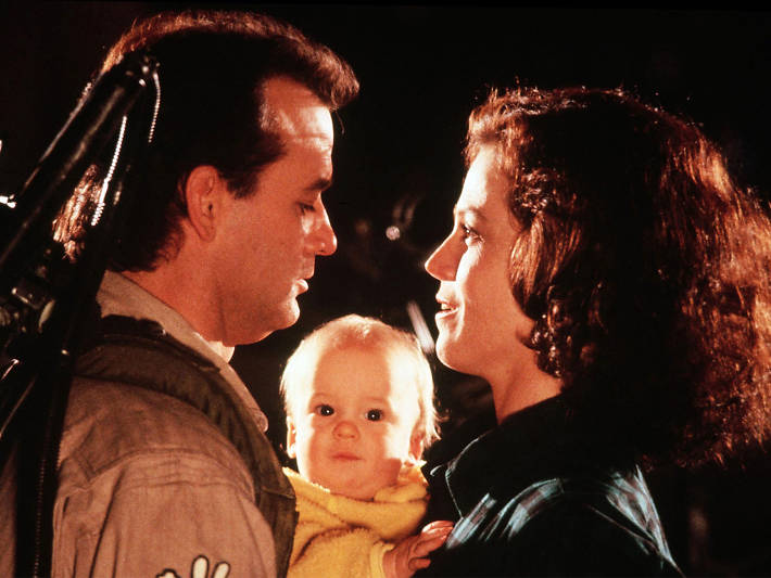 ghostbusters 2, best christmas movies