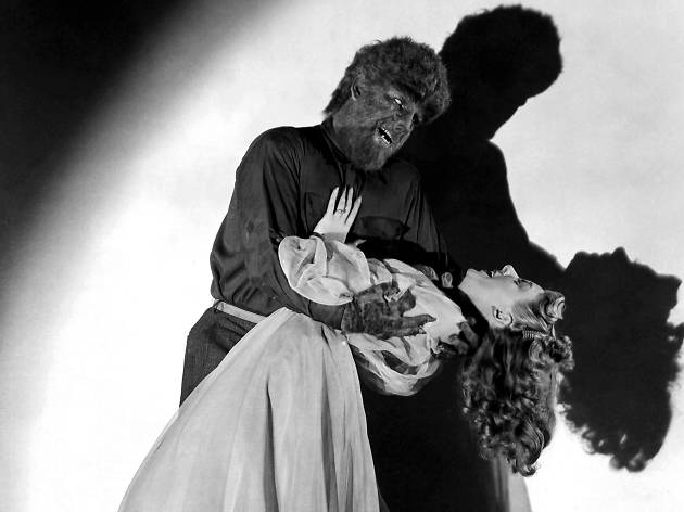 The Wolf Man, best monster movies