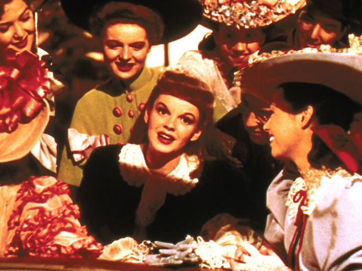 meet me in st louis, best christmas movies