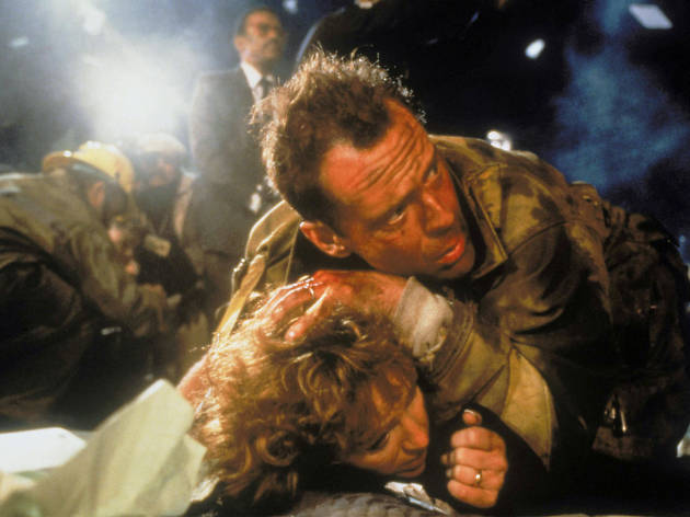 die hard, best christmas movies