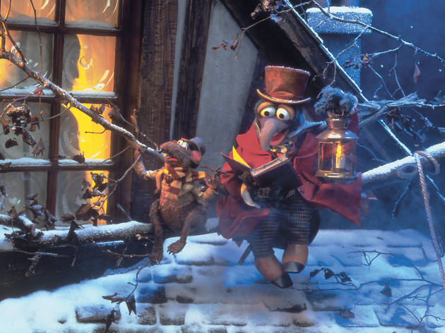 muppet christmas carol, best christmas movies