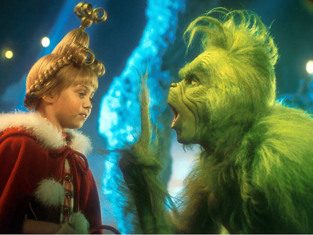 how the grinch stole christmas, best christmas movies