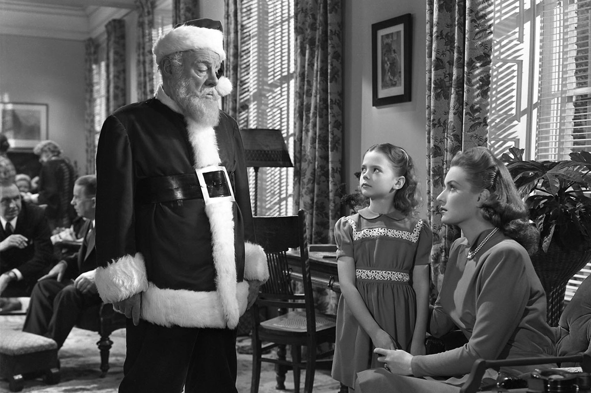 miracle on 34th street, best christmas movies